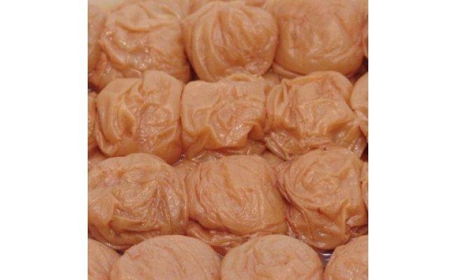 AB6129_《紀州南高梅》はちみつ梅干し つぶれ梅(ご家庭用)1kg