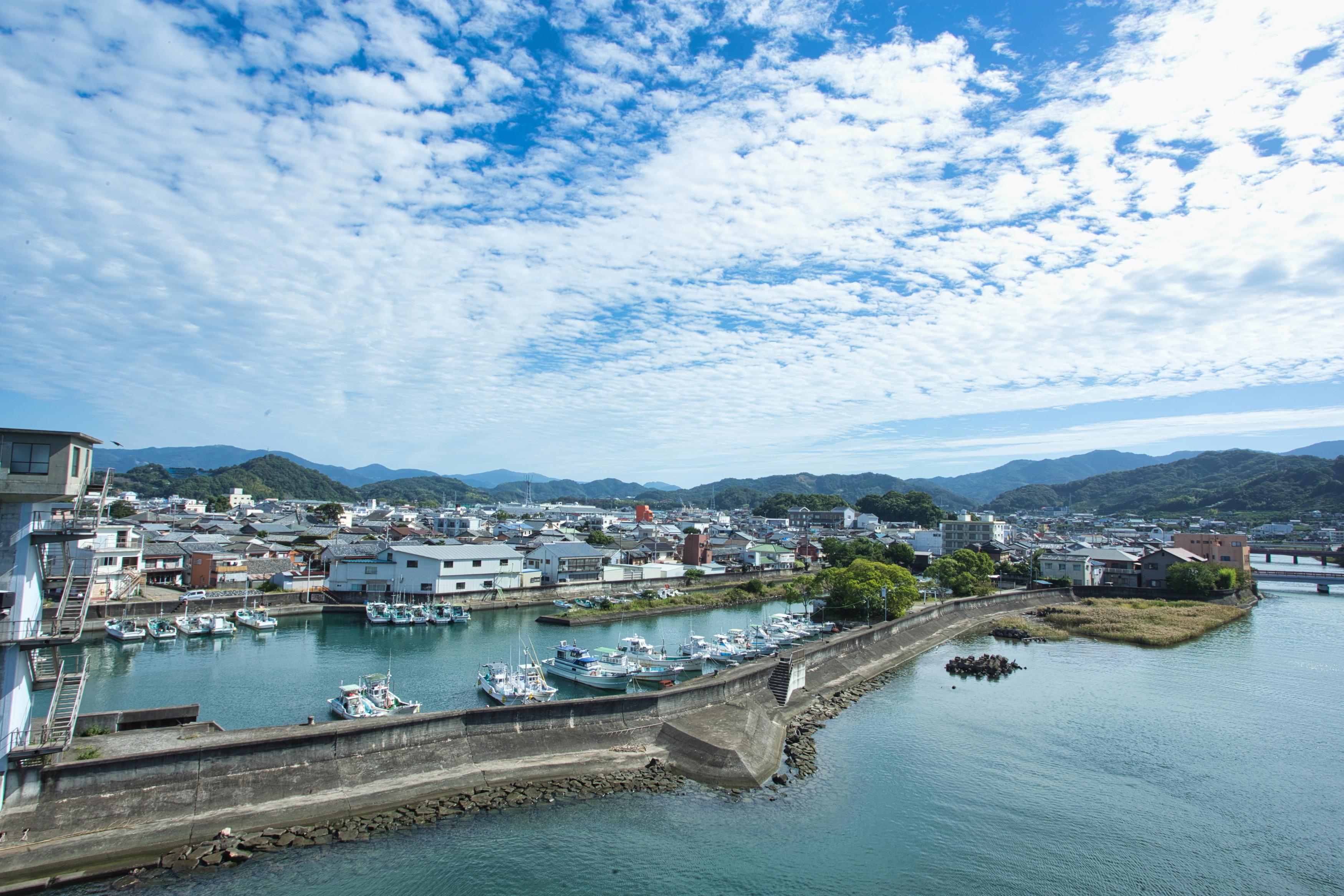 和歌山県 湯浅町