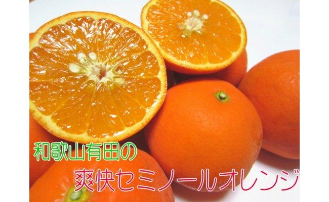 AB6061_有田育ちの爽快セミノールオレンジ 5kg