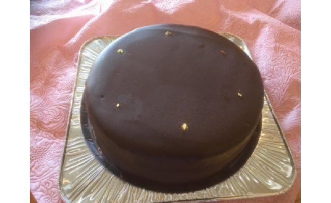 AS6001_ザッハトルテ(チョコレートケーキ)直径18cm
