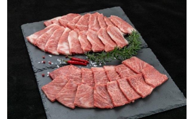 AB6095_【熊野牛】焼肉セット1kg