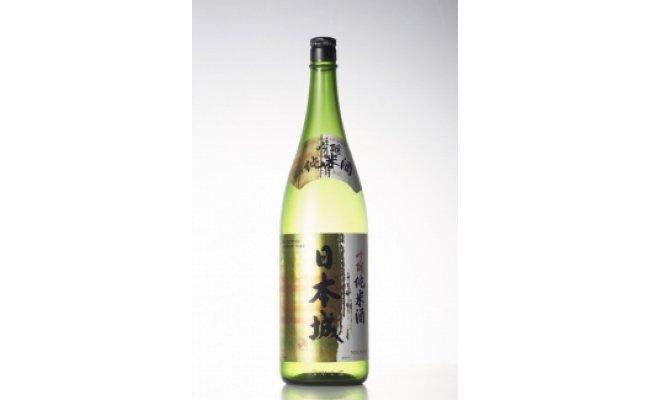 ZD6130_【紀州の地酒】吟醸純米酒「日本城」1.8L
