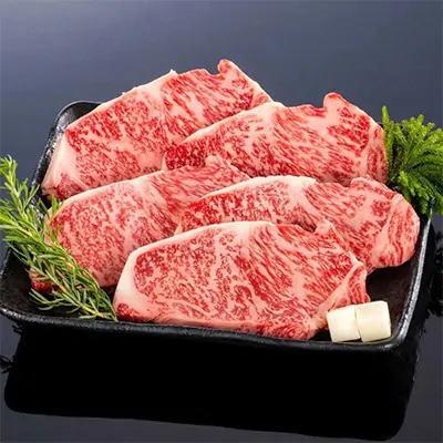 【ふるさと納税】【熊野牛】ロースステーキ 約1kg