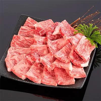 【ふるさと納税】【熊野牛】ロース・焼肉 約500g