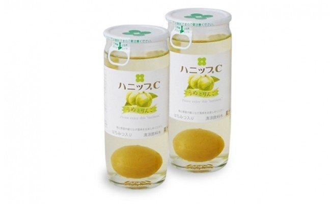 果実入り清涼飲料水 ハニップC2種類セット