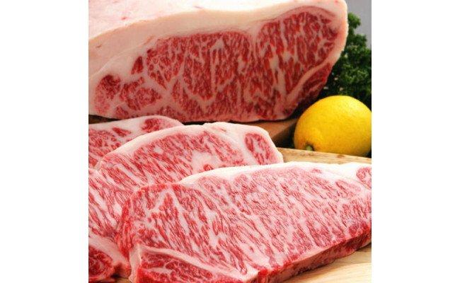 【和歌山県特産和牛】《熊野牛》極上サーロインステーキ510g(170g×3枚)A4ランク以上【北海道・沖縄配送不可】