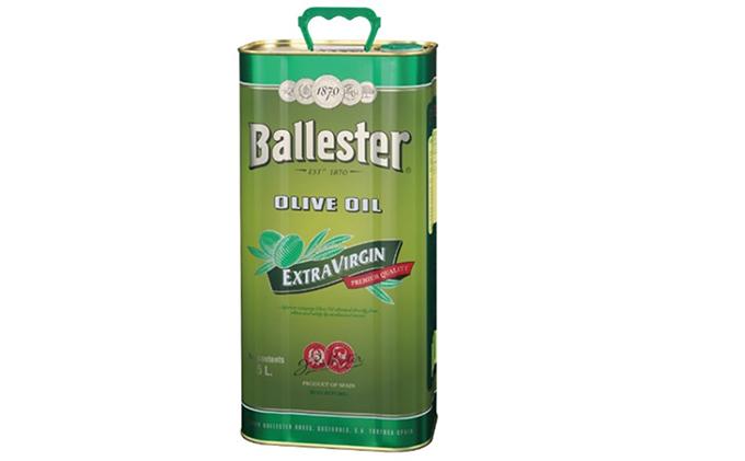 バジェステル エキストラバージン オリーブオイル 5L