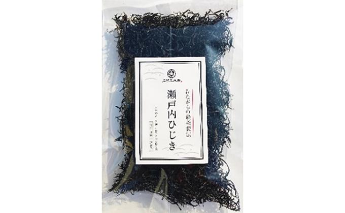 瀬戸内ひじき 5袋(28g×5袋)