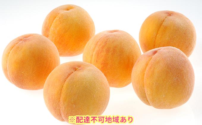 ご家庭用 おかやまの黄金桃 約1.5kg【配達不可:沖縄県、北海道、離島】
