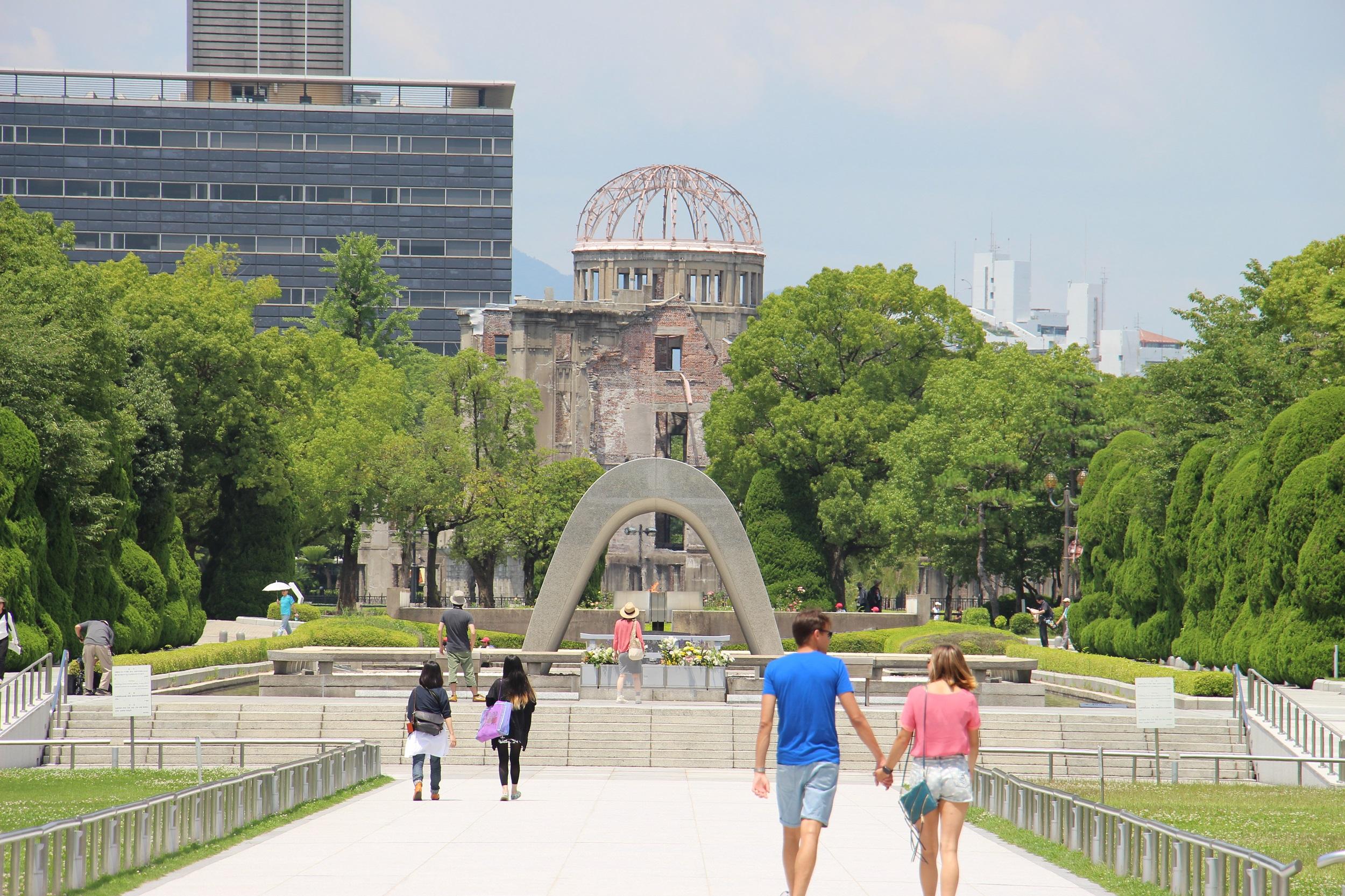 広島市の風景画像