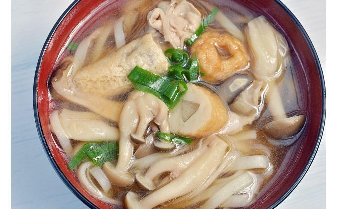 コシがあって美味♪手延べ乾麺の自然薯入り乾麺バラエティセット(小)