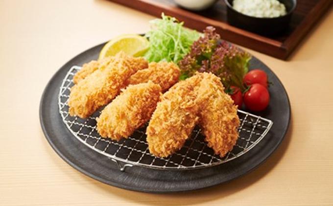 ☆広島県産かき使用☆ご馳走かきフライ(タカノブ食品)
