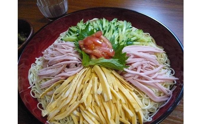 コシがあって美味♪手延べ乾麺の自然薯入り乾麺バラエティセット(全種類入り)