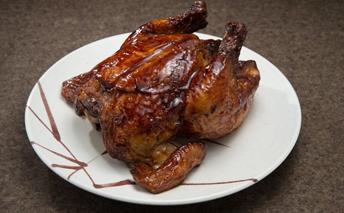 クリスマスにオススメ!鶏肉専門店の「丸焼きローストチキン(みはら神明鶏)」