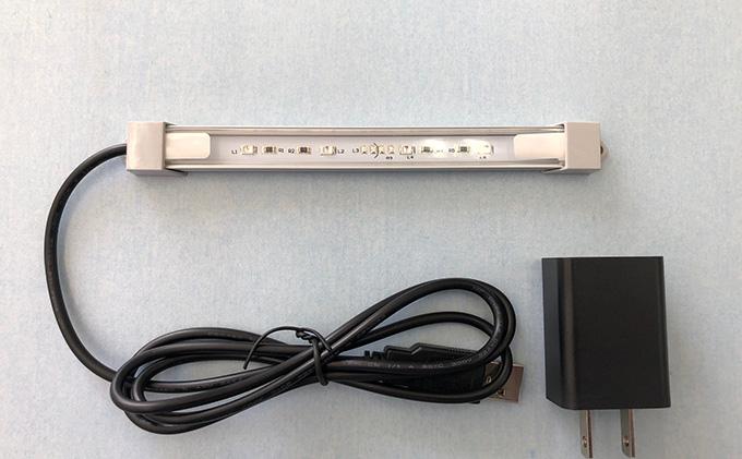 抗ウイルスUVA紫外線デスク灯 MU4365D