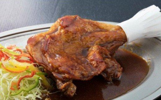 初音の鶏もも肉のたれ焼き【6本】