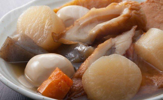 室戸のこだわりおでんと素材天ぷら3種の常温商品セット