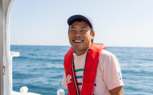 室戸からの招待状「海来に乗船していざ深海生物漁業体験」試食付