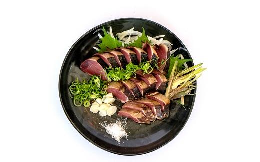 【N-30】カツオのたたき「生4節・薬味付」~コロナ支援大漁祭りセット~