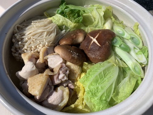 【AG-7】足摺クイーン赤鶏地鶏鍋セット(3~4人前)