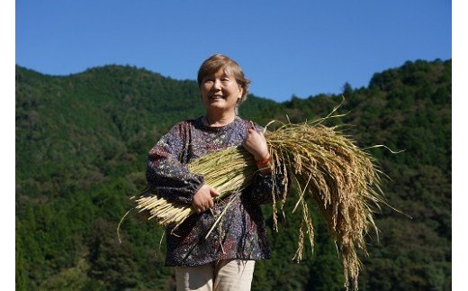 四万十源流水と大野見米を使った農家造り『どぶろく』セット