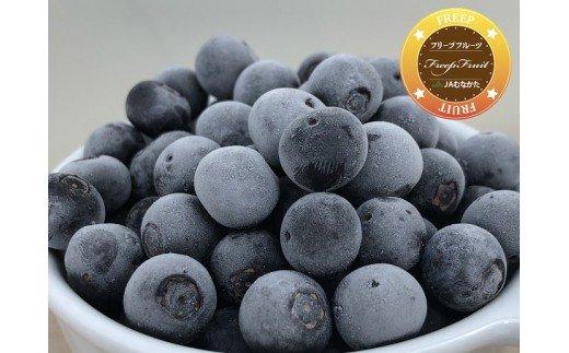 KA0268_急速冷凍!冷凍ブルーベリー 農薬不使用 大容量1.2kg 国産 オーガニック