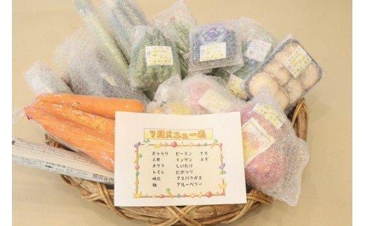 KA0262_【12〜14品】むなかた旬のお任せセット(野菜・フルーツ)