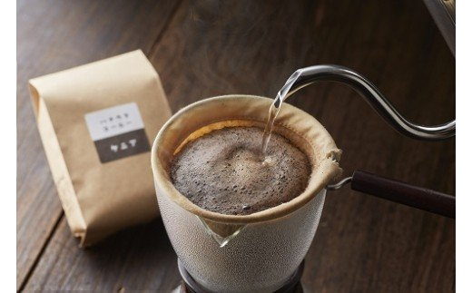 M1178_【自宅用】ハナウタコーヒーカフェインレスコーヒー2袋セット(粉)