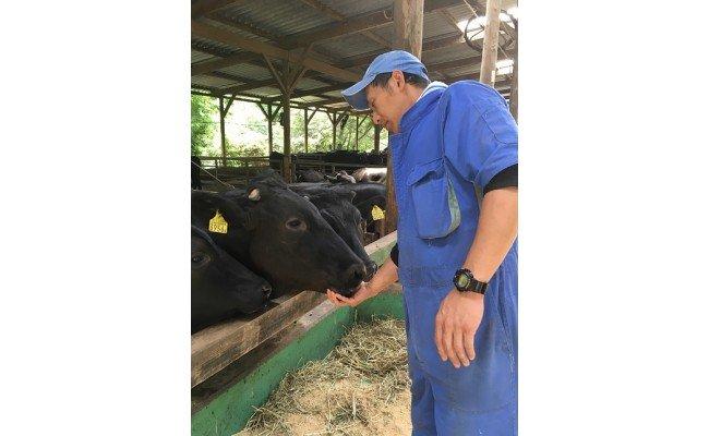 KB0042_【2ヶ月に1度「奇数月」にお届け】お米で育てたむなかた牛 切落し1kg 6ヶ月定期便(牧場直送)