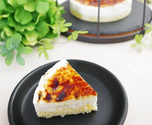 【古賀市認定スイーツセット】古賀市×焦がしバスクチーズケーキ+焦がしレアチーズケーキ+クレームブリュレ3種セット(プレーン、あまおう、チョコ)