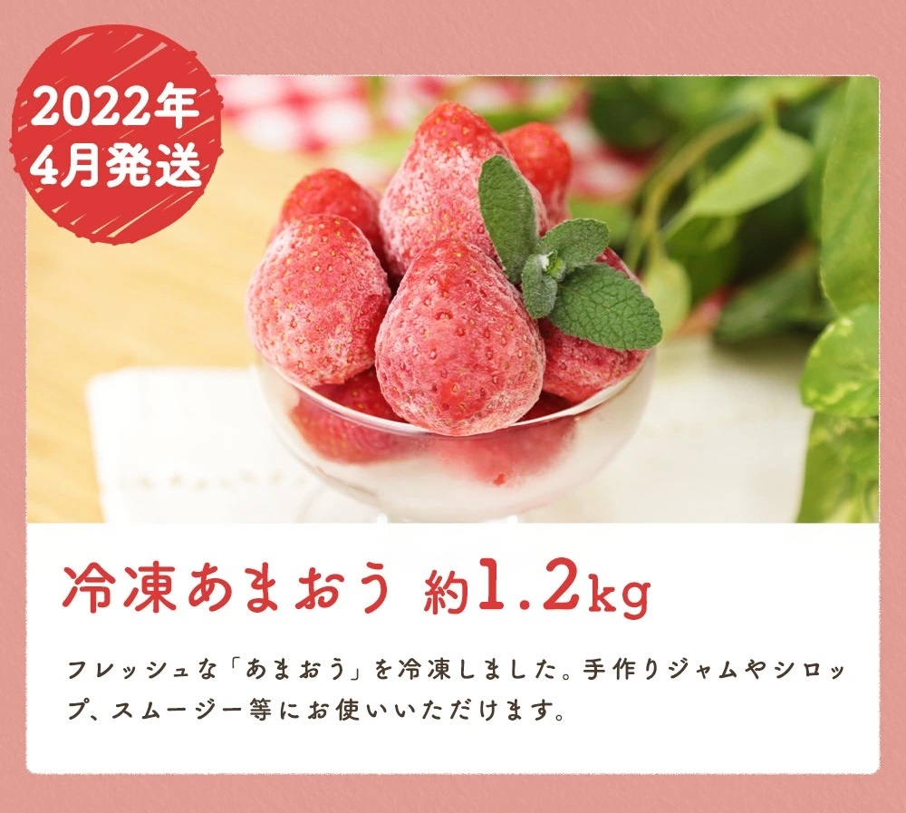 【定期便(4回発送)】いちごづくし定期便 2021
