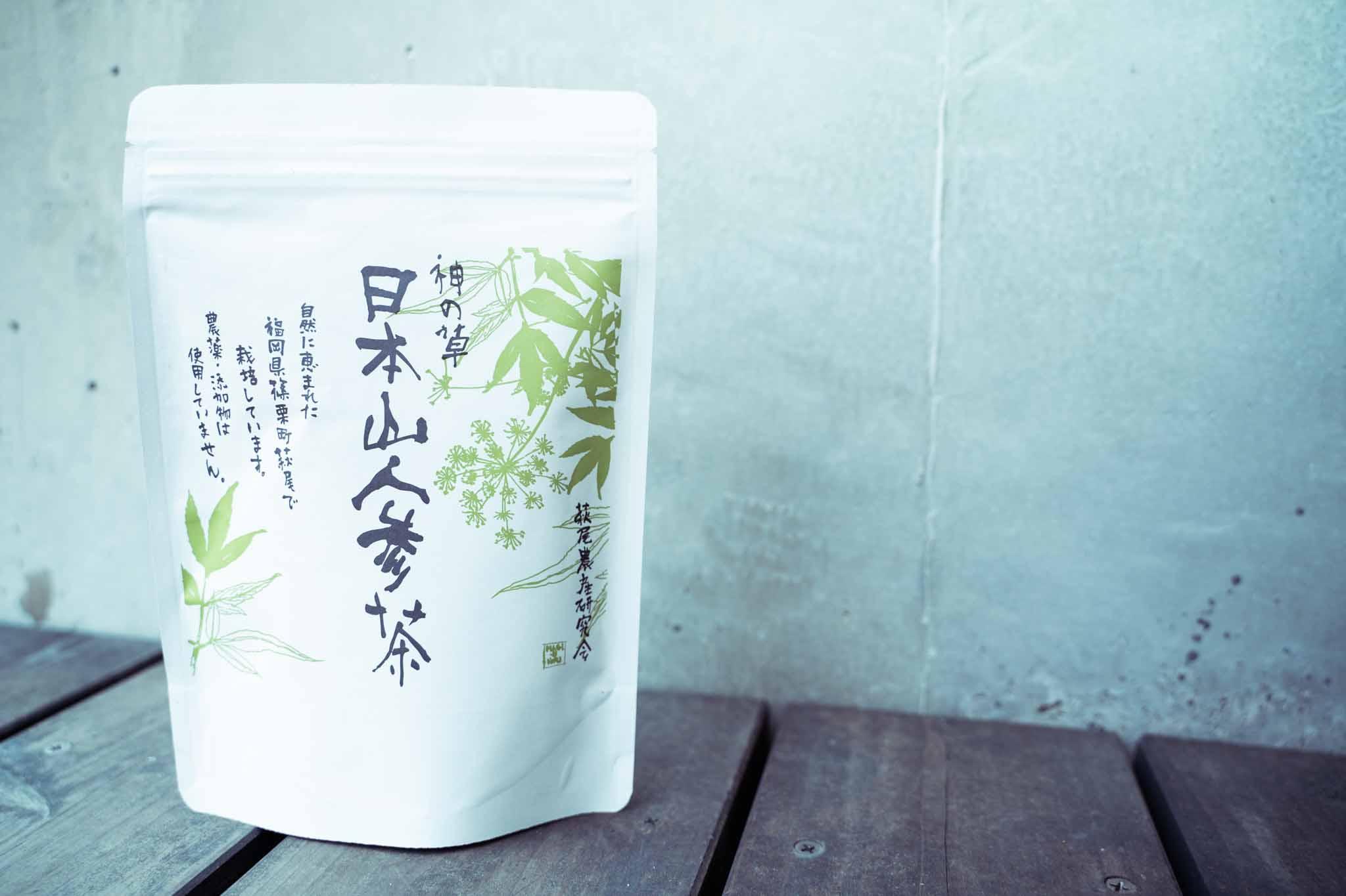 TZ001 日本山人参茶 60g(2g×30P)お茶