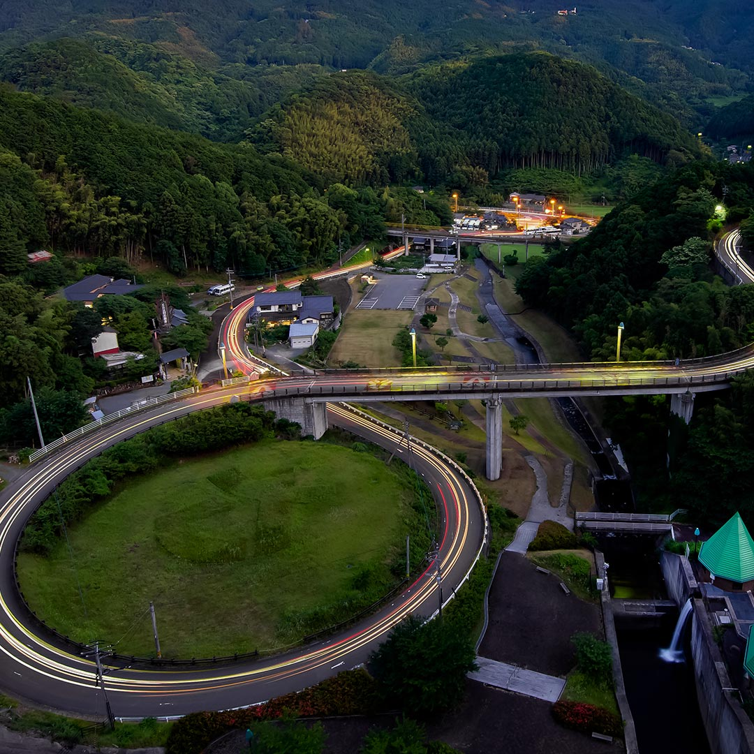 篠栗町の風景画像