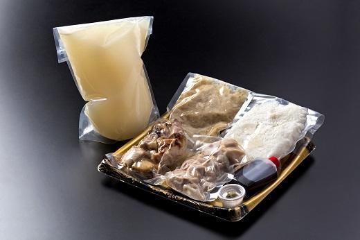 AD39.【博多芙蓉】水炊きセット
