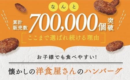 Z133.累計70万個突破記念!お試し1.2㎏!4種ハンバーグセット【150g×8個】