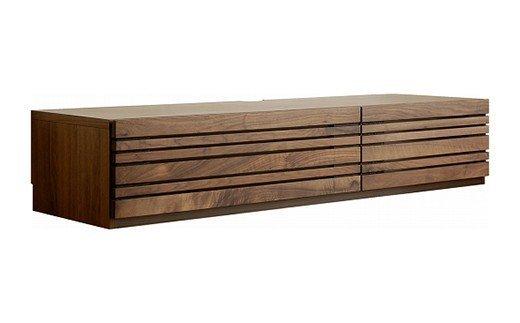 AL029【開梱・設置】テレビボード アルモニア150cm ブラウン