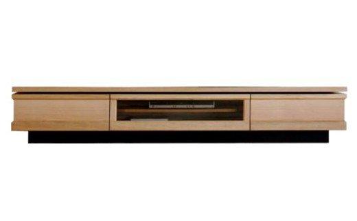 AL043【開梱・設置】テレビボード ジオ テレビ210cm ナチュラル