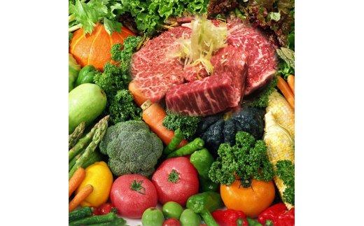 【12回定期便】旬の野菜10品と佐賀牛フィレ3枚セット【plan】[FBF036]