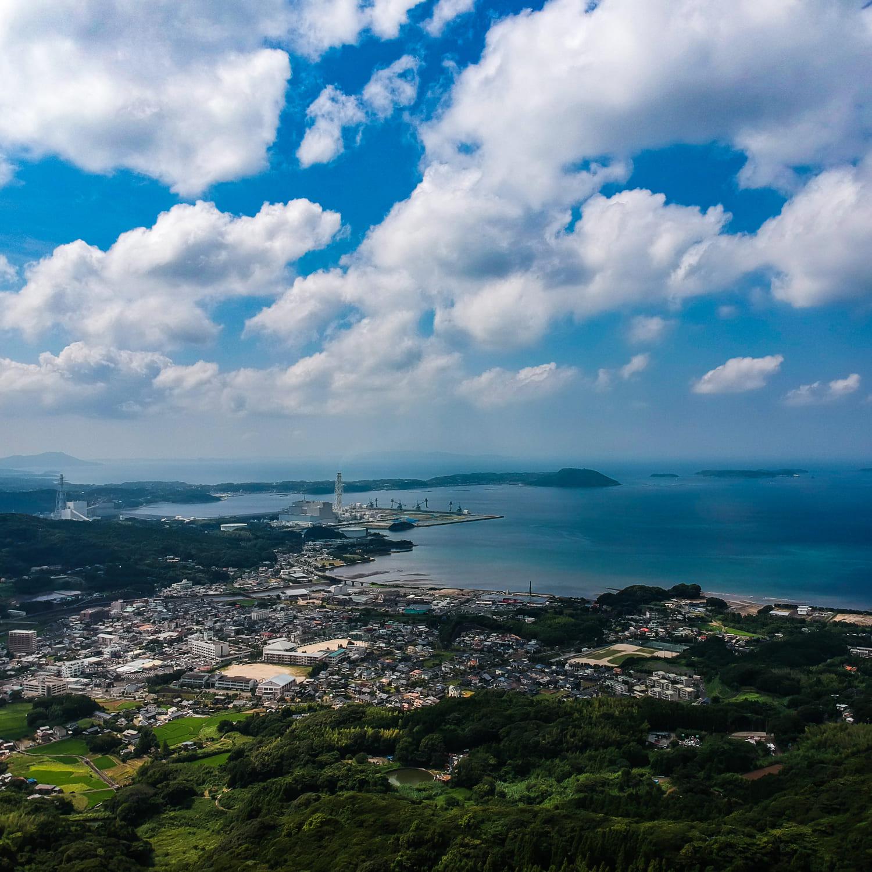 松浦市の風景画像