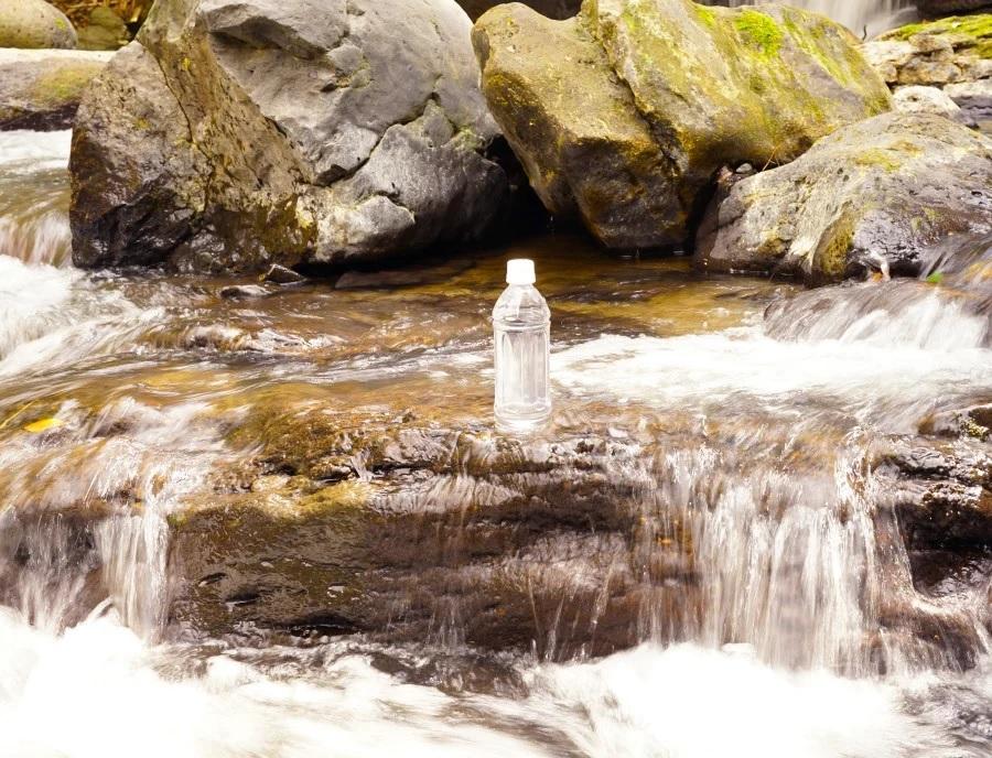 阿蘇小国郷の天然水「サクラシリカ」500ml×40本