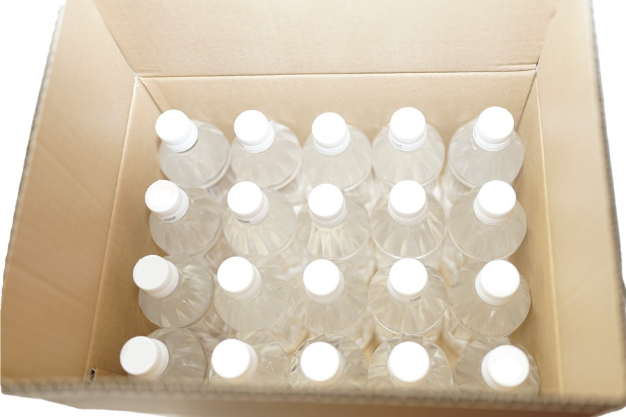 【定期便6ヶ月】阿蘇小国郷の天然水「サクラシリカ」500ml×40本