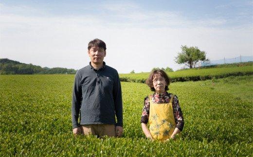 有機JAS認証大分県第1号!高橋製茶の有機緑茶詰め合せB(160g×2個)