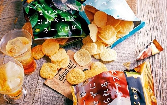 焼きじゃが24袋/コンソメ12&柚子胡椒12