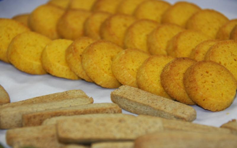 全種類お届け!畑の恵みたっぷりクッキー