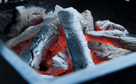 煙がなく匂わない!こだわり炭職人の国東木炭10kg