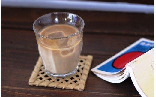 お風呂上りにおススメ!自家焙煎の珈琲牛乳の素(2L)