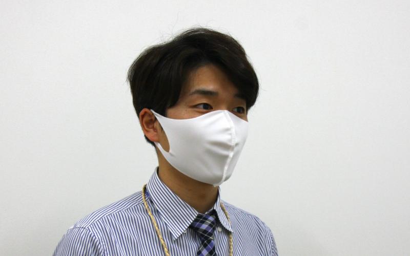 水着素材のクロッツマスク5セット(10枚) ◆L(男性用サイズ)