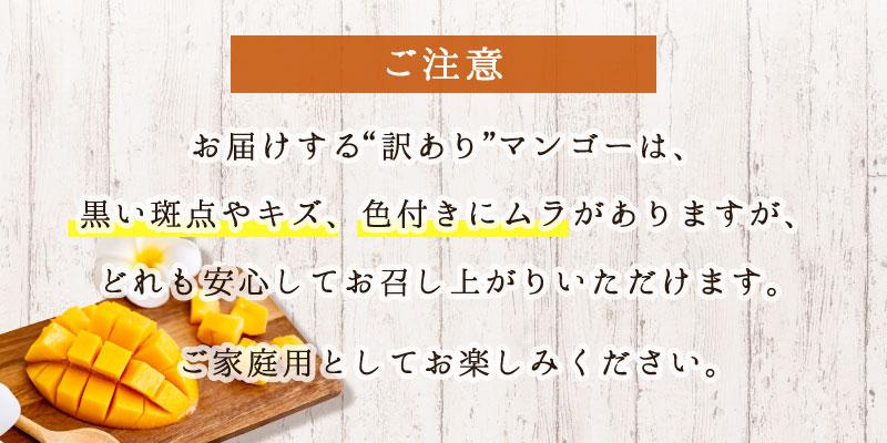 [訳アリ]家庭用 完熟マンゴー 5kg 《宮崎県産》【E129】