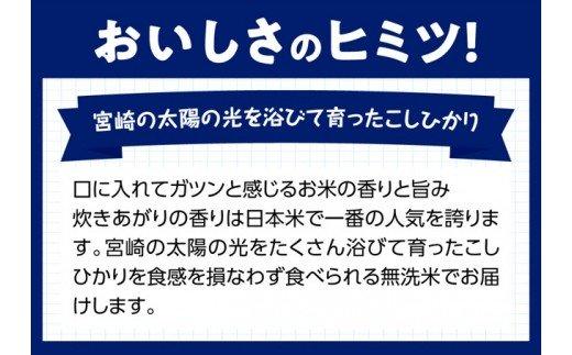 『令和二年産』無洗米宮崎こしひかり10kg