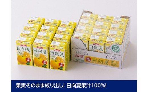 『サンA日向夏ジュース100%』3ヶ月定期便
